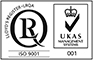 ISO 9001, ISO 14001, OHSAS 18001 and UKAS Mark